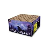 Wild Wolves Cake from Sonic Firework Shop