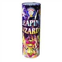 Leaping Lizards Fountain from Sonic Firework Shop
