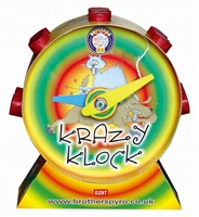 Krazy Klock Fountain from Sonic Firework Shop