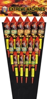 Extreme Machines Rocket Pack from Sonic Firework Shop