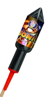 Sonic Rocket from Sonic Firework Shop