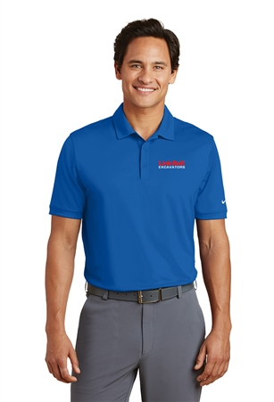 Nike Golf Dri-FIT Smooth Performance Modern Fit Polo