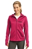 Ladies Fleece Hooded Jacket