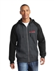 Sport-Tek Raglan Hooded Fleece Jacket