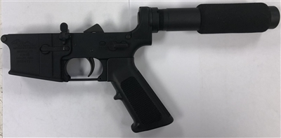 AR15 Matrix Complete Pistol Lower Receiver