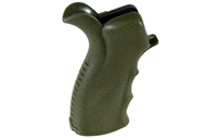 Ergonomic Pistol Grip, Green