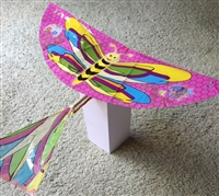 Flying Bird Ornithopter Fun