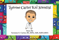 Tyronne Carter Kid Scientist (TAX EXEMPT)