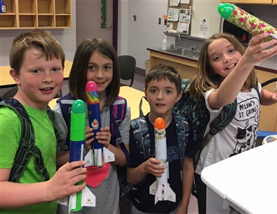 Advanced Rocket Design Out-of-School Time