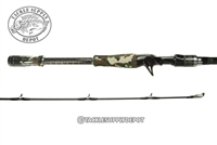 Evergreen International - Combat Stick - RCSC-73H - 7ft 3in Heavy Casting Rod