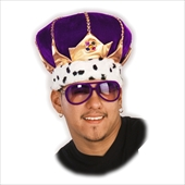 Purple King Hat