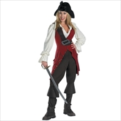 Pirates of the Caribbean - Elizabeth Pirate Deluxe Adult Costume