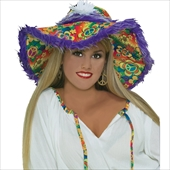 Floppy Hippie Hat Adult