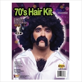Disco 70's Hair Kit
