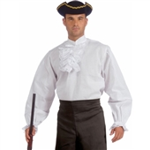Colonial Shirt Adult Costume | 214464