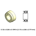 Dental Highspeed Ceramic Bearing - DA70B2L-801 - For KaVo and Sirona