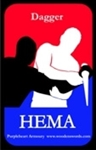HEMA Decal - Dagger