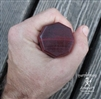 "Staff - Purpleheart - Octagon 1.5"" x69-5/8"""