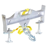 Double Swivel Fork 10,000Lbs. Capacity Hoisting Hook Attachment