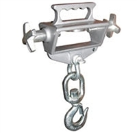 "4"" - 6"" Single Fork Hoisting Hook Attachment"