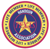 TxHGA Life Member Window Decal