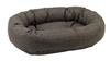 Bowsers Donut Dog Bed Storm Microvelvet: Free Shipping
