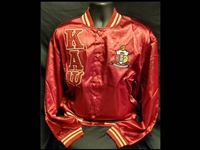 Kappa Alpha Psi Satin Jacket
