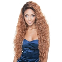 Glamourtress, wigs, weaves, braids, half wigs, full cap, hair, lace front, hair extension, nicki minaj style, Brazilian hair, crochet, hairdo, wig tape, remy hair, Lace Front Wigs, Remy Hair, Human, ISIS Collection Red Carpet Cotton Lace RCP809 Marigold