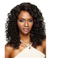 Glamourtress, wigs, weaves, braids, half wigs, full cap, hair, lace front, hair extension, nicki minaj style, Brazilian hair, crochet, hairdo, wig tape, remy hair, Outre Simply 100% Non-processed Brazilian Human Hair 4x4 Hand-Tied Lace Front Natural Curly