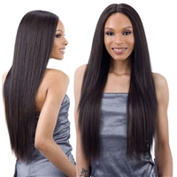 Glamourtress, wigs, weaves, braids, half wigs, full cap, hair, lace front, hair extension, nicki minaj style, Brazilian hair, crochet, hairdo, wig tape, remy hair, Lace Front Wigs, Remy Hair, Freetress Equal Synthetic Hair 5 Inch Lace Part Wig - VALENCIA