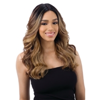 Glamourtress, wigs, weaves, braids, half wigs, full cap, hair, lace front, hair extension, nicki minaj style, Brazilian hair, crochet, hairdo, wig tape, remy hair, Lace Front Wigs, Remy Hair, Freetress Equal Synthetic Hair 5 Inch Lace Part Wig - VALENTINO
