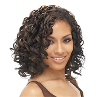 Glamourtress, wigs, weaves, braids, half wigs, full cap, hair, lace front, hair extension, nicki minaj style, Brazilian hair, crochet, hairdo, wig tape, remy hair, Lace Front Wigs, Remy Hair, Human Hair, Weaving, Freetress Synthetic Sweet Candy Curl 14""