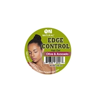 Glamourtress, wigs, weaves, braids, half wigs, full cap, hair, lace front, hair extension, nicki minaj style, Brazilian hair, crochet, hairdo, wig tape, remy hair, ON Organic Natural  Edge Control Hair Gel - Olive & Avocado 1oz