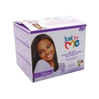 Glamourtress, wigs, weaves, braids, half wigs, full cap, hair, lace front, hair extension, nicki minaj style, Brazilian hair, crochet, hairdo, wig tape, remy hair, Just For Me No-Lye Conditioning Creme Relaxer Kit