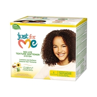 Glamourtress, wigs, weaves, braids, half wigs, full cap, hair, lace front, hair extension, nicki minaj style, Brazilian hair, crochet, hairdo, wig tape, remy hair, Just For Me No-Lye Children's Texture Softener Kit