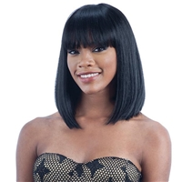 Glamourtress, wigs, weaves, braids, half wigs, full cap, hair, lace front, hair extension, nicki minaj style, Brazilian hair, crochet, hairdo, wig tape, remy hair, Lace Front Wigs, Remy Hair, Human Hair, Model Model Synthetic Wig Clean Cap Number 15