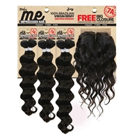 Zury Sis Only Me 100% Brazilian Virgin Remy Weave Star (10/12/14)