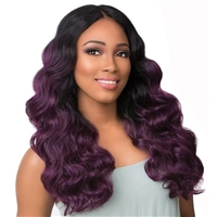 Glamourtress, wigs, weaves, braids, half wigs, full cap, hair, lace front, hair extension, nicki minaj style, Brazilian hair, crochet, hairdo, wig tape, remy hair, Lace Front Wigs, Remy Hair, Sensationnel Empress Lace Front Edge CurvedParting Wig Lovely