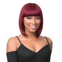 Glamourtress, wigs, weaves, braids, half wigs, full cap, hair, lace front, hair extension, nicki minaj style, Brazilian hair, crochet, hairdo, wig tape, remy hair, Lace Front Wigs, Remy Hair, Sensationnel Synthetic Instant Fashion Wig Talia 12""