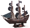 Black Pearl Magic-puzzle/ CubicFun B568-10 3D Puzzle 104 Pieces