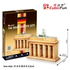 Brandenburg Gate CubicFun C712h 3D Puzzle 31 Pieces