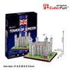 Tower Of London CubicFun C715h 3D Puzzle 40 Pieces