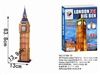 Independent Big Ben Magic-puzzle/ CubicFun G168-10 3D Puzzle 97 Pieces