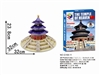 Temple Of Heaven In China Magic-puzzle/ CubicFun G168-11 3D Puzzle 121 Pieces