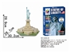 Statue Of Liberty Magic-puzzle/ CubicFun G268-20 3D Puzzle 30 Pieces