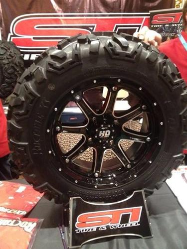 17 Quot Sti Wheel And Tire Package Sti Hd4 Sti Roctane
