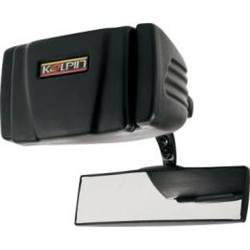 Kolpin Overhead Console With Mirror For Polaris Rzr
