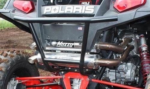 Aj Holz racing pre runner rear bumper 2011 2013 polaris rzr xp 900 rzr
