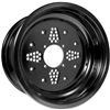 DWT Rok Out Double Rolled Utility Wheels | Aftermarket | 12"