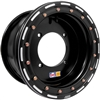 DWT Ultimate Beadlock Utility Wheels | Aftermarket | Black | Polished | 12"